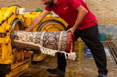 خشک کن قالیشویی مادر